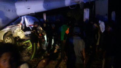 Aún se desconoce la cifra exacta de decesos por desplome de helicóptero en Oaxaca