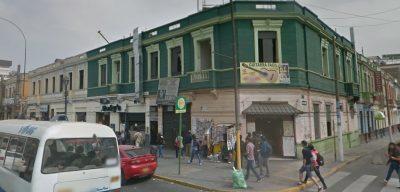 Google Maps capta a fantasma en famosa casa de Perú (FOTOS)