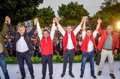 Humo blanco en Jalisco por la designación de candidatos a alcaldes del PRI