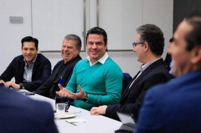 Jalisco renueva alianza con Intel