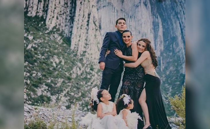 Ex de Karla Luna condiciona visitas entre sus hijas y sus hermanos mayores (VIDEO)