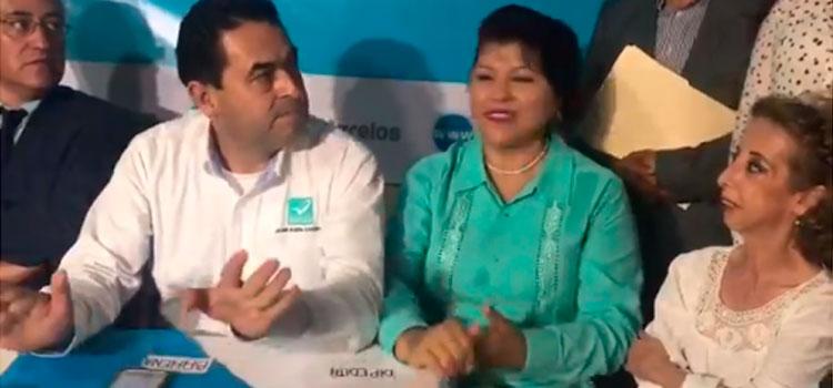 'La Güereja' busca la diputación local en Morelos por Nueva Alianza