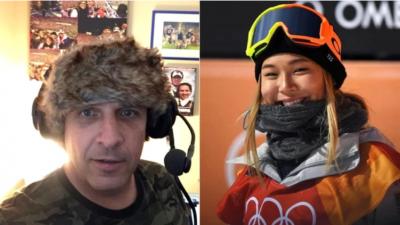 Locutor le llama 'culito' a campeona olímpica ¡y recibe ejemplar castigo!