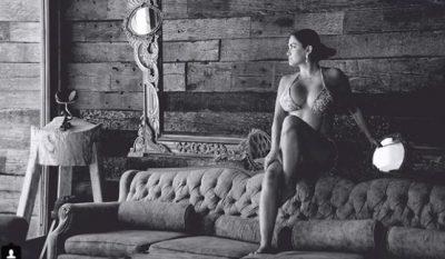 Celia Lora aparece partida por la mitad por escandalosa tanga en Instagram (FOTO)
