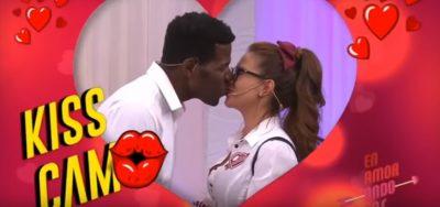 Exhiben a Magaly de Enamorándonos ¡poniéndole 'el cuerno' a Bruno! (VIDEO)