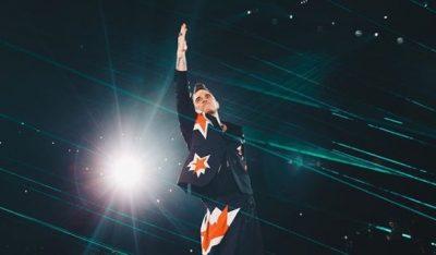 Robbie Williams confiesa cuál es su relación con los OVNIs