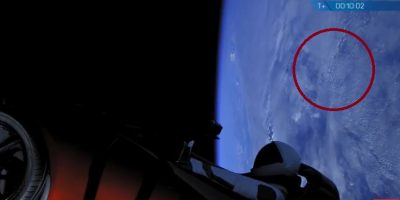 OVNI sorprende en misión espacial de la NASA (VIDEO)