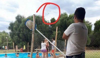 Misterioso OVNI asusta a todos en balneario de Argentina (FOTOS)