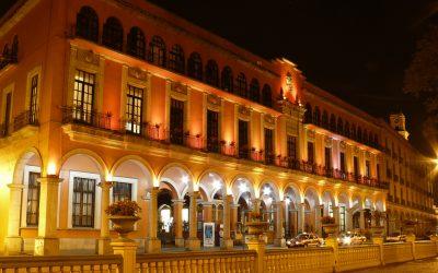 Cierra sus puertas Palacio Municipal de Xalapa