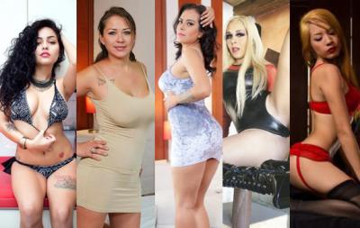 Premios Mexxxico: Conoce a las nominadas a 'Mejor actriz porno' (PARTE 1)