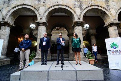 Se lleva a cabo en Guadalajara la Cumbre 'Ciudades Hermanas' México-Estados Unidos