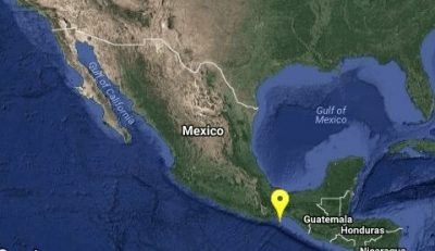 Aparecen los primeros daños por el sismo en casas y negocios de Oaxaca (FOTOS)