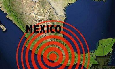 Sismo de 7.2 con epicentro en Oaxaca, también se siente en la CDMX