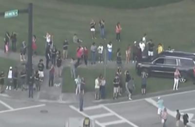 Se registra tiroteo en escuela secundaria de Florida (VIDEO)