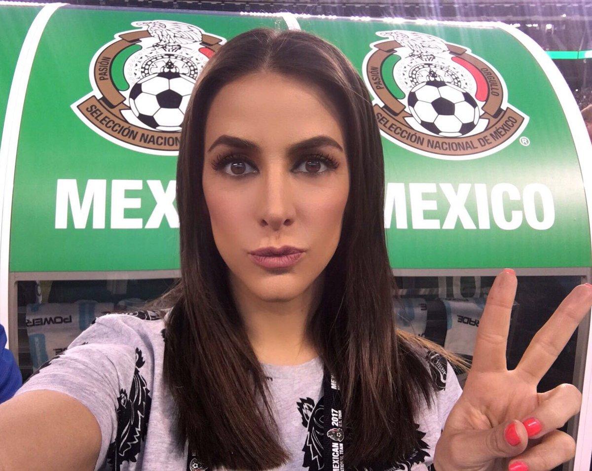 ¿Nahima Choura dice adiós a Televisa Deportes? (FOTOS)