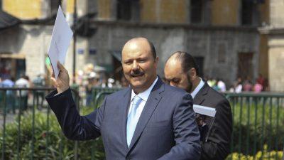 Javier Corral denuncia carpetazo ante caso Duarte