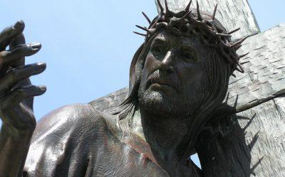 Descubre cómo luce la corona de espinas utilizada en la Pasión de Cristo
