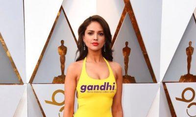 Mira los mejores memes de Eiza Gonzalez en los Oscar (FOTOS)