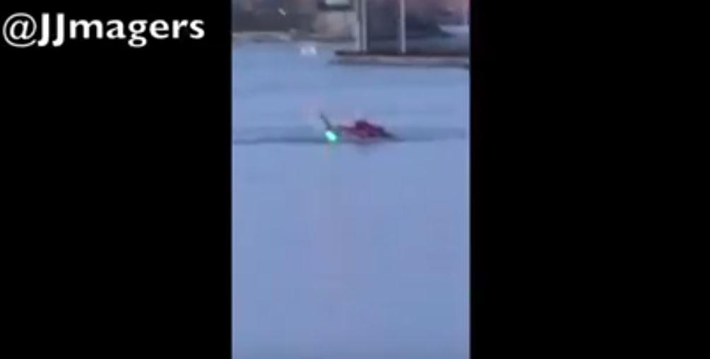 Últimas imágenes de pasajeros antes de morir en terrible accidente (VIDEO)