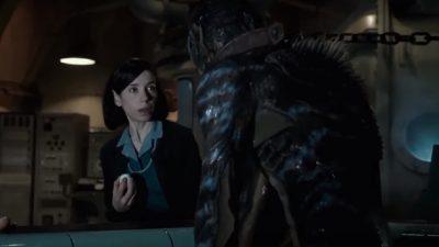Del Toro vence otra vez: The Shape of Water gana Oscar a mejor película