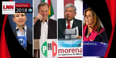 Corrupción y seguridad serán algunos de los temas del primer debate