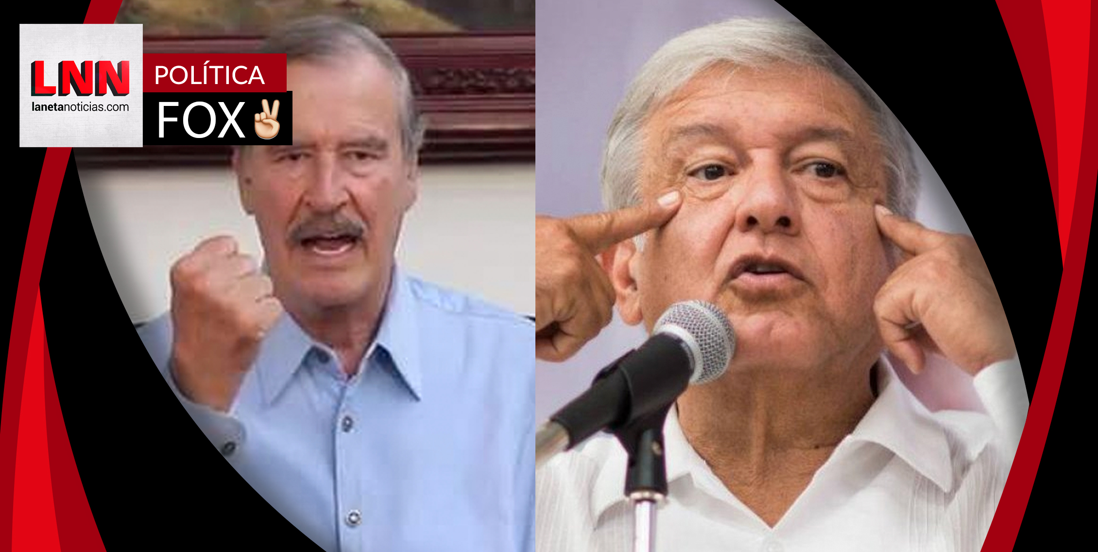 Vicente Fox insulta a AMLO llamándolo 'ulero' por no querer debatir