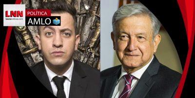 Chumel Torres espera que AMLO no llegue a la Presidencia