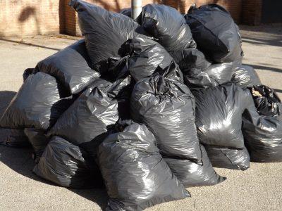 Realizan macabro hallazgo en bolsas de basura en la CDMX