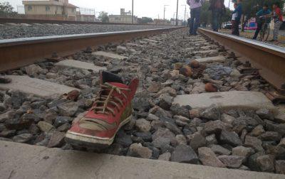 Indocumentado muere al ser arrollado por el tren