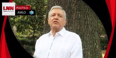 EPN rompió promesa de no meterse en las elecciones, AMLO le responde