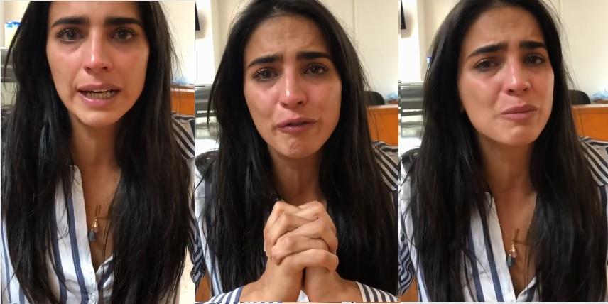 Bárbara de Regil rompe en llanto ¡por lamentable noticia! (VIDEO)