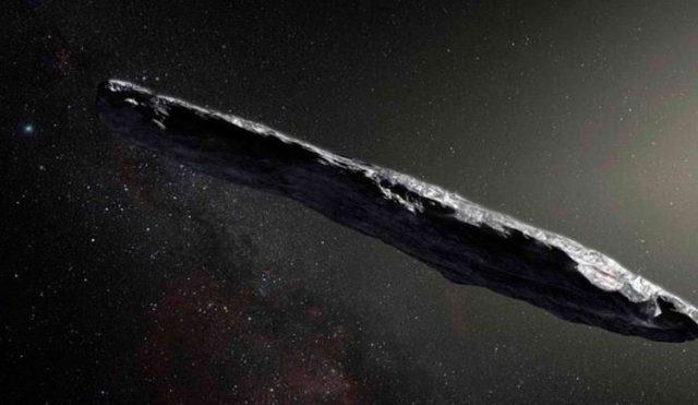 Detectan visitante interestelar que provine de otro Sistema Solar