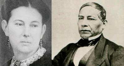 Filtran inéditascartas de amor entre Benito Juárez y su esposa (FOTOS)