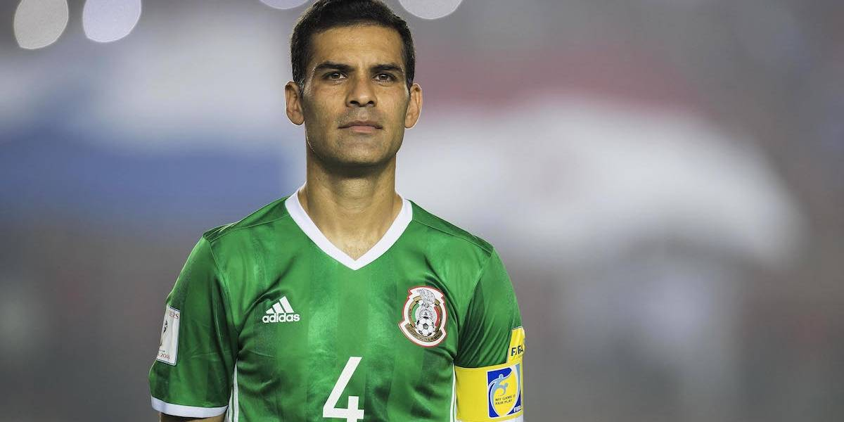 Rafael Márquez podrá ir al Mundial Rusia 2018