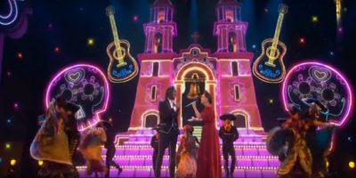 Natalia y Gael cantan por México 'Recuérdame'