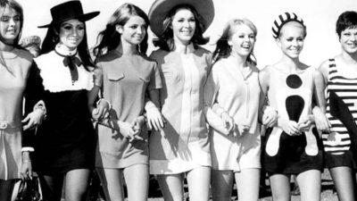 La moda en la década de los 60: un reflejo del cambio social