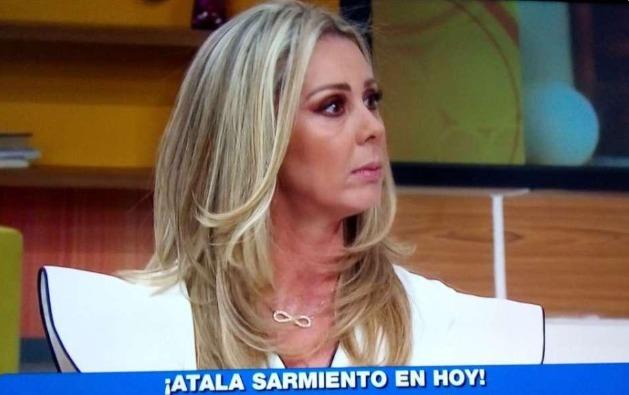 Galilea Montijo y Andrea Legarreta 'desprecian' a Atala Sarmiento en Hoy (VIDEO)