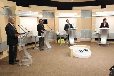 7 de cada 10 mexicanos quieren ver el debate, pero no saben a qué hora será