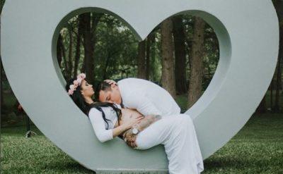 Edwin Luna sorprende con noticias sobre matrimonio con Kimberly Flores (FOTOS)