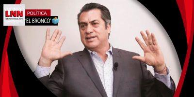 'Mochar la mano' atenta contra los derechos humanos: CNDH a 'El Bronco'