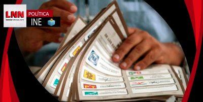 INE informa que las boletas electorales no se imprimirán a tiempo