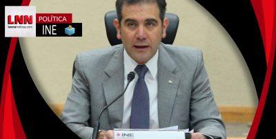 No vamos a permitir que se agravie al INE: Lorenzo Córdova