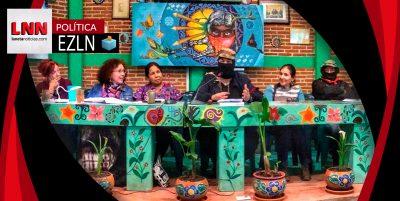 Lo que Marichuy hizo, fue exhibir y desnudar al sistema político electoral: EZLN