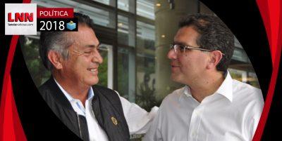 'El Bronco' pide que Ríos Piter sea integrado a la boleta presidencial