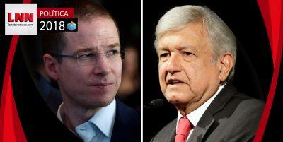 'El Bronco' quiere que AMLO bese a Anaya Cortés en tercer debate