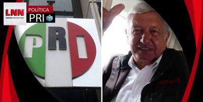 PRI presentará queja ante el INE por 'avioneta privada' de AMLO