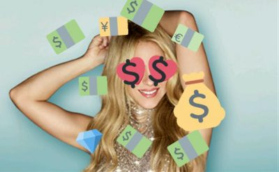 Revelan cuánto ganará Shakira por El Dorado World Tour
