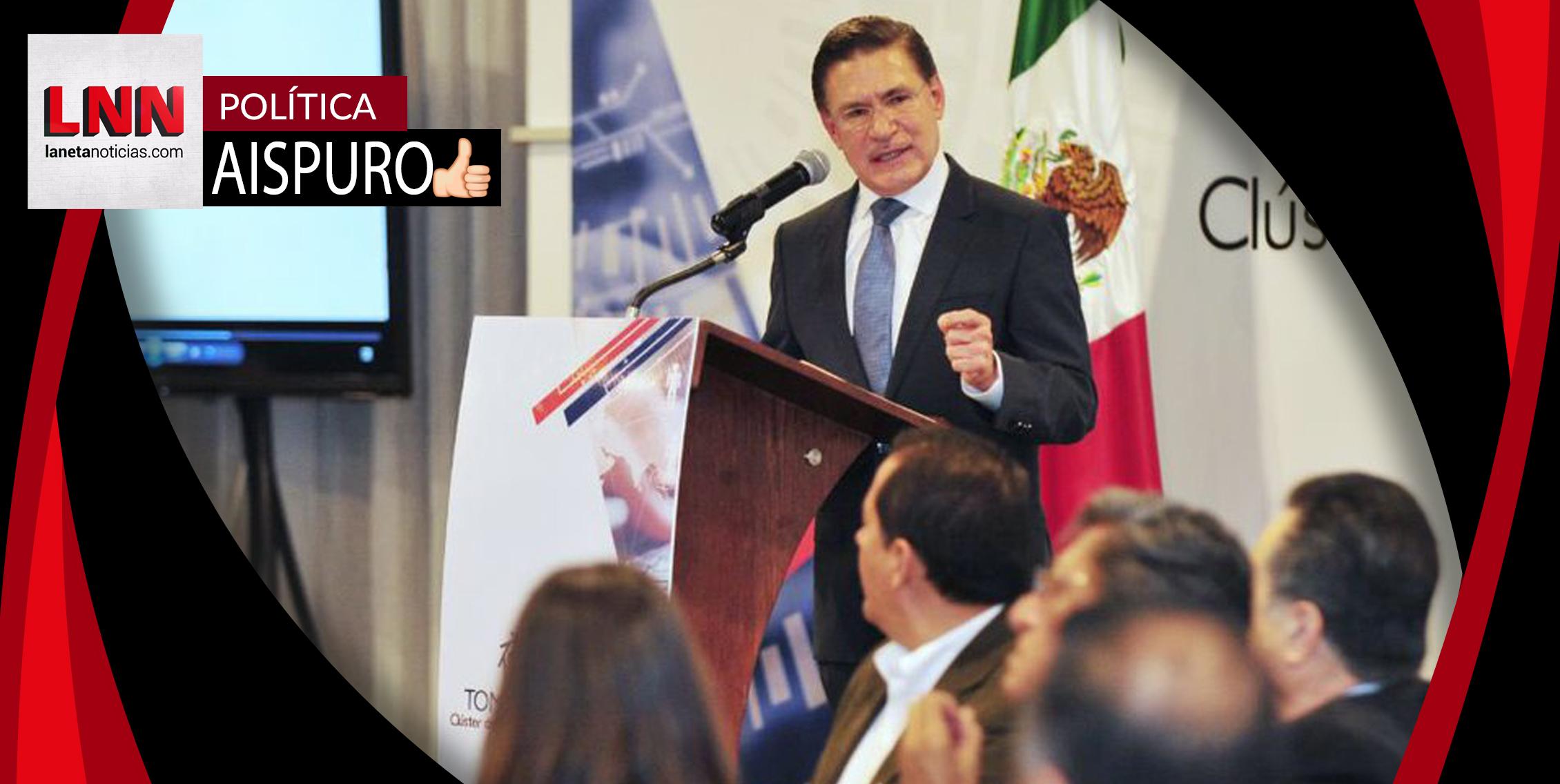 José Rosas Aispuro presenta el programa de Infraestructura 2018
