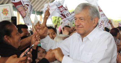 Departamentos de AMLO no afectan el voto duro de Morena