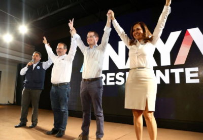 Llevaré a Ricardo Anaya al triunfo, promete Gustavo Madero